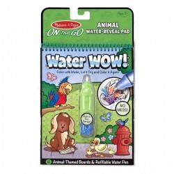 Вода УАУ! Животни