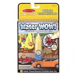 Вода УАУ! Превозни средства