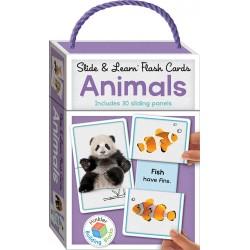 ANIMALS: Slide & Learn...