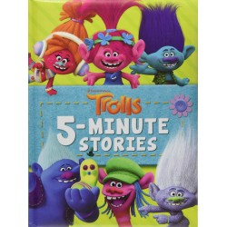 Trolls 5-Minute Stories...
