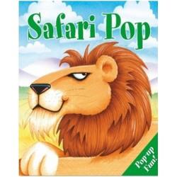 Safari Pop Up Book