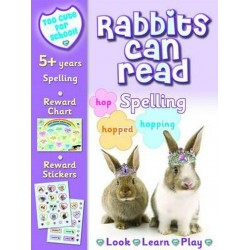 Rabbits Can Read - Spelling