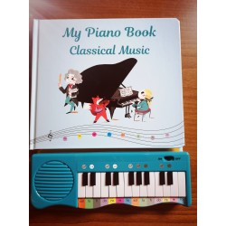 My Piano Book: Classical Music