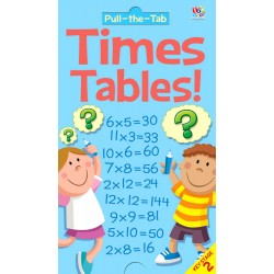 Times Tables! (Pull-the-Tab)