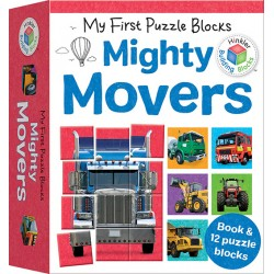 "MIGHTY MOVERS. ""My First..."