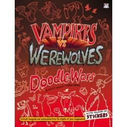 Vampires Vs Werewolves...