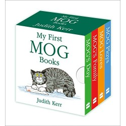 My First Mog Books [Little...