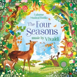 The Four Seasons with music...