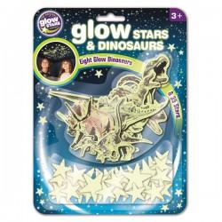 Светещи звезди и динозаври