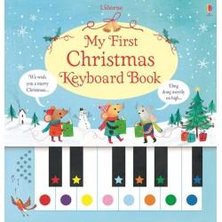 My First Christmas Keyboard...
