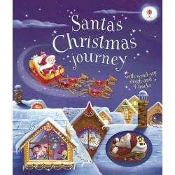 Santa's Christmas Journey...
