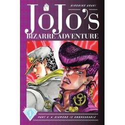 JoJo`s Bizarre Adventure...