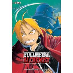 Fullmetal Alchemist 3-in-1...
