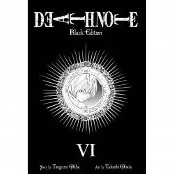 Death note Black edition vol 6