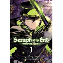 Seraph of the End Vampire...