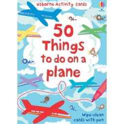 50 things to do on a plane:...