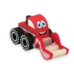 Дървена играчка за...