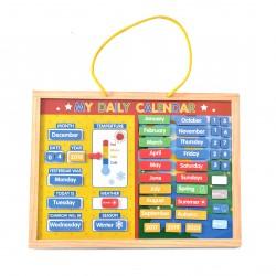 Детски магнитен календар