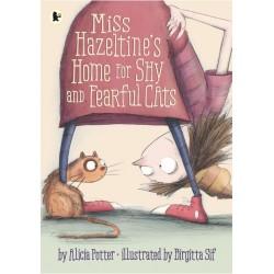 Miss Hazeltine's home for...