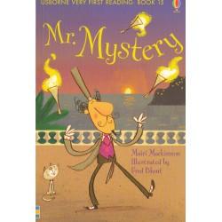 "MR. MYSTERY. ""Usborne Very..."