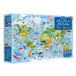 Atlas and Jigsaw The World