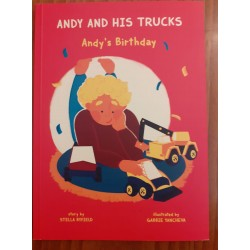 Andy and his trucks