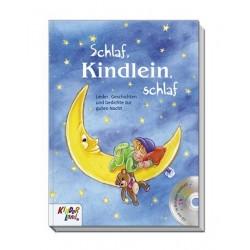 Schlaf, Kindlein, schlaf + CD