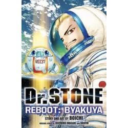 Dr. STONE Reboot Byakuya