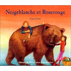 Neigeblanche et Roserouge...