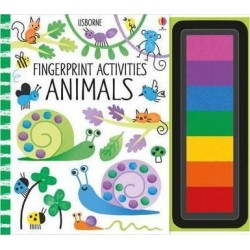 Fingerprint Activities Animals