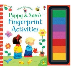 Poppy and Sam's Fingerprint...