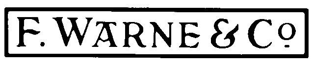 Frederick Warne & Co